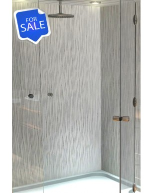 1 mtr white string  40% OFF Wet Wall Panels